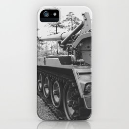 Tanker iPhone Case