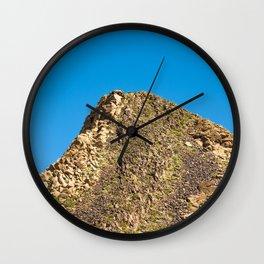 Landscape Joshua Tree 7354 Wall Clock