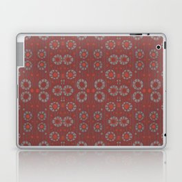 Find the rabbit pattern Laptop & iPad Skin