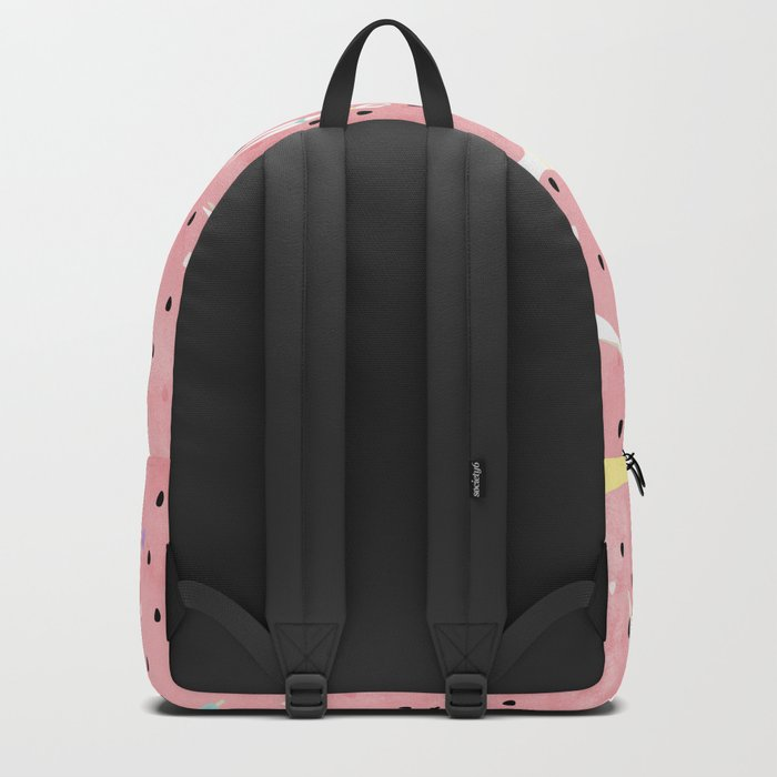 Watermelon Beach Party Backpack