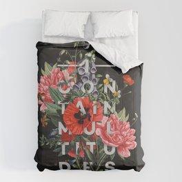 I contain multitudes Comforters