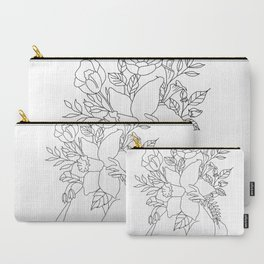 Blossom Hug Carry-All Pouch
