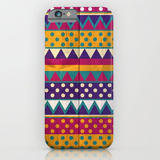 Mexican Pattern iPhone & iPod Case