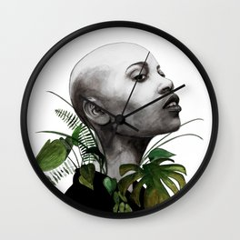 In search of Milk and Honey Wall Clock