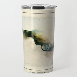 The LaGest 22 cal Double Nine Gun Travel Mug
