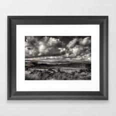 Dartmoor Framed Art Print