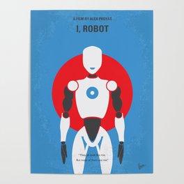 No275 My I ROBOT mmp Poster