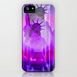 New York Statue of Liberty iPhone Case