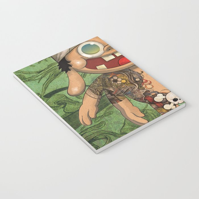 o-x (monster) Notebook