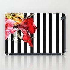 FLORA BOTANICA | stripes iPad Case