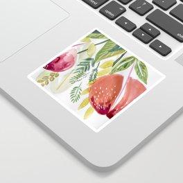 Peach Tree, II Sticker