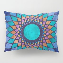 Chromatic Pillow Sham
