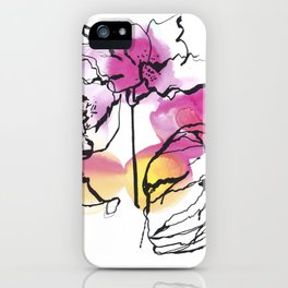 Inkling #8 iPhone Case