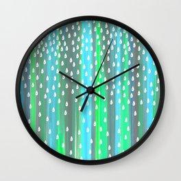 Lemondrops Wall Clock