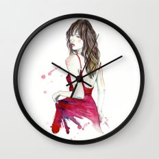 Don't Look Now Wall Clock