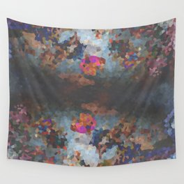 Pixelated Wall Tapestry