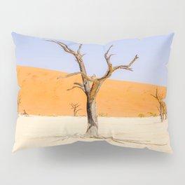 Deadvlei Namibia Desert Dead Trees Pillow Sham