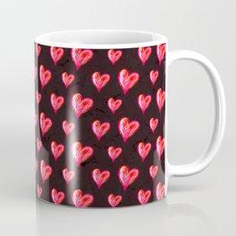 Hearts All Aglow Coffee Mug