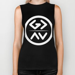 God Is Greater Than the Highs And Lows Biker Tank