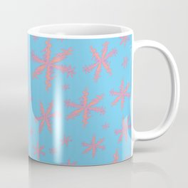 Pink stars Coffee Mug