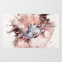 Who Me? (Emu) Rug