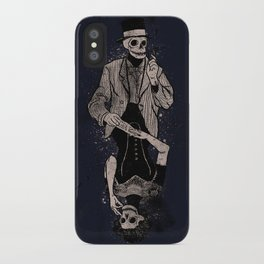 Dead Game iPhone Case