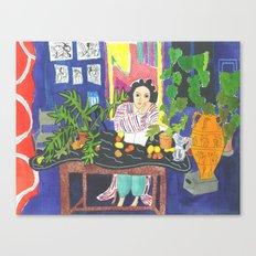 Matisse#1 Canvas Print