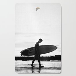 Surf Boy Cutting Board