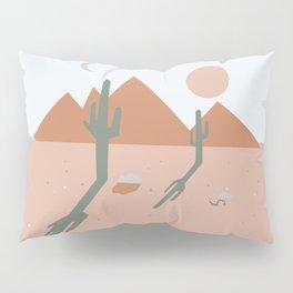 High Desert Shadows Pillow Sham