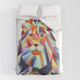 Lion Leonard Comforters
