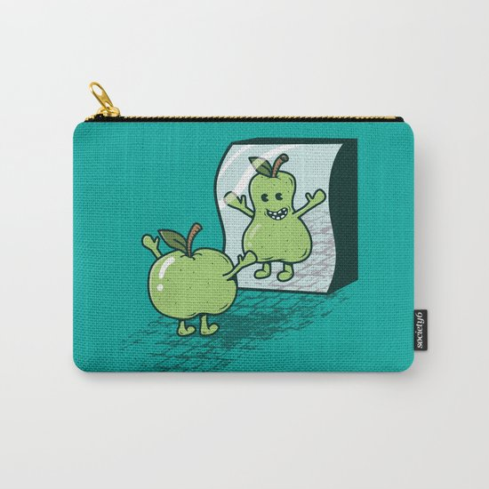 I wish I were... Carry-All Pouch