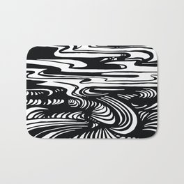 State Of The Climate Landscape Bath Mat