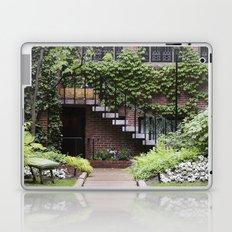 Beacon Hill Courtyard Laptop & iPad Skin