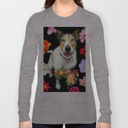 Harry Floral Love  Long Sleeve T-shirt