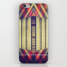 Argyle Turnstile iPhone & iPod Skin