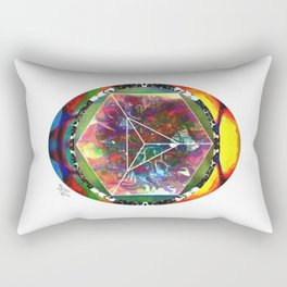 Cosmic Egg Rectangular Pillow