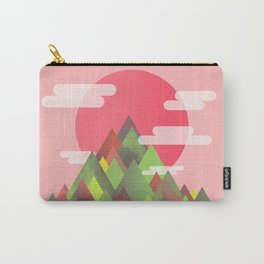 Cloudy Peaks Carry-All Pouch