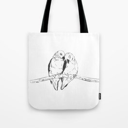 Love in the air! Tote Bag