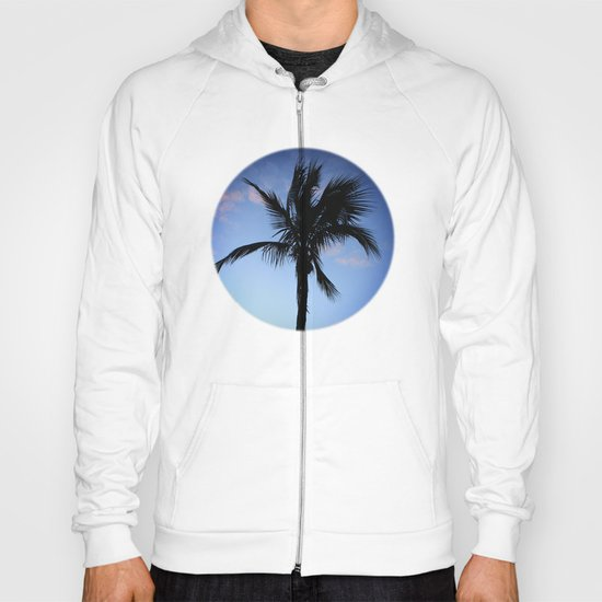 Palm at Sunset Hoody