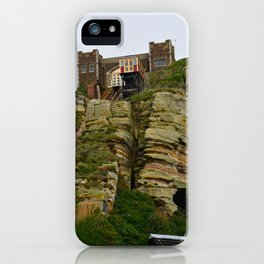 East Cliff Lift iPhone Case
