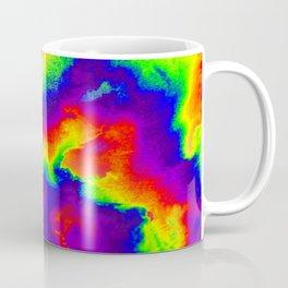 Psychedelic  Fire Coffee Mug
