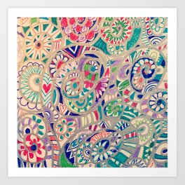 Inner Guidance System Art Print