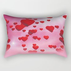 Sky is full of love Rectangular Pillow