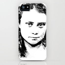 greta iPhone Case