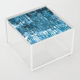 Circuitry Abstract Acrylic Box