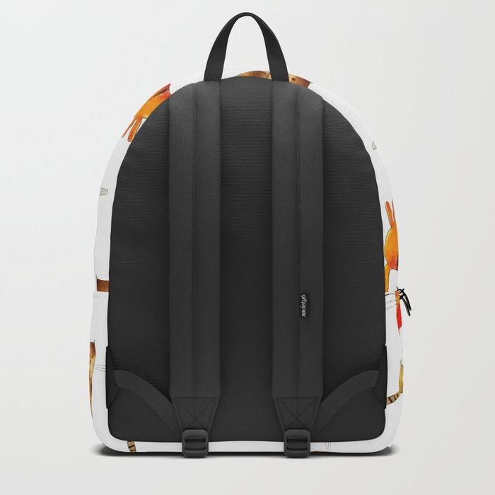 Kitties Backpack