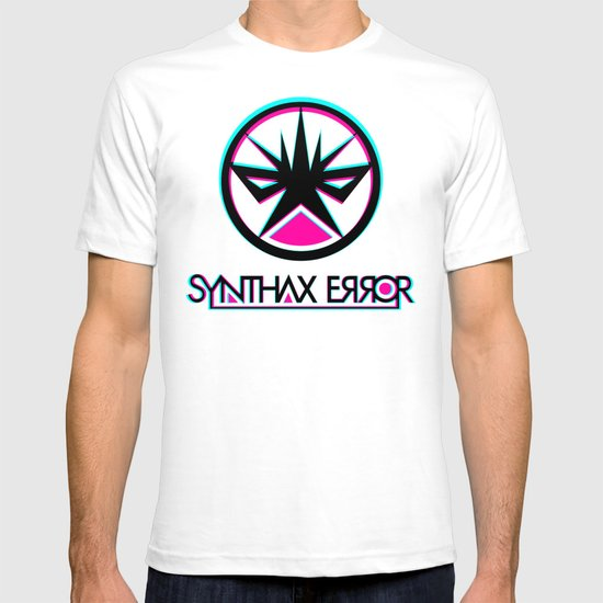 Synthax Error T-shirt