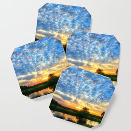 November East Texas Sunrise Coaster