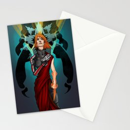 The Woman who Cried Reaper Stationery Cards