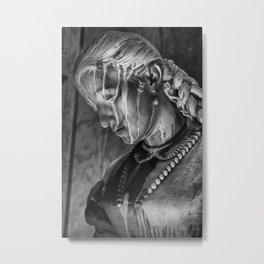 Tears Metal Print